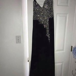 Prom dress only worn once